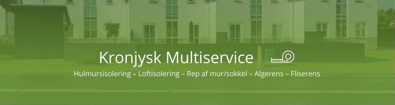 Kronjysk Multiservice